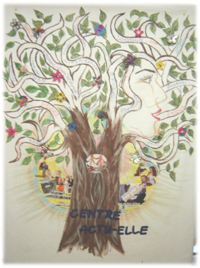 Image: Arbre Centre Actu-Elle