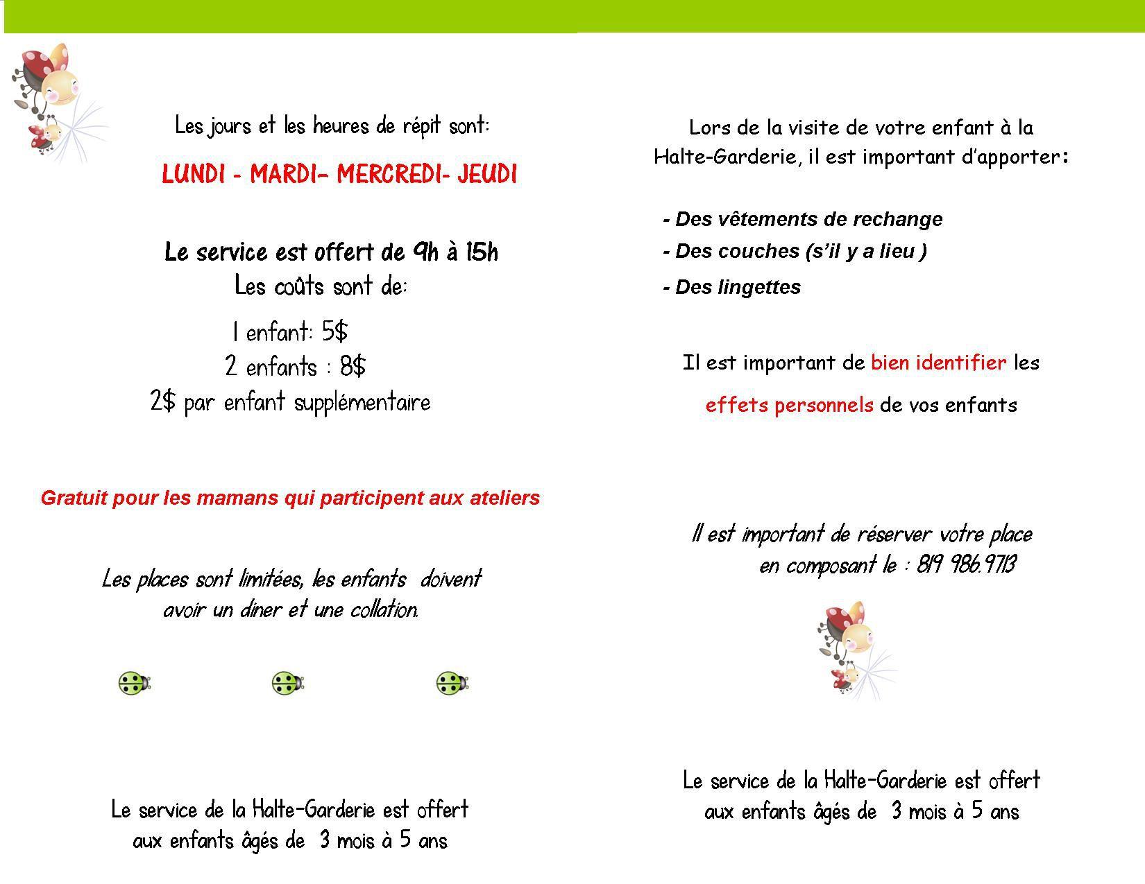 Image: Halte-Garderie p.2-3